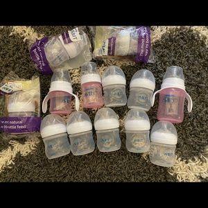 13 Avent Bottles